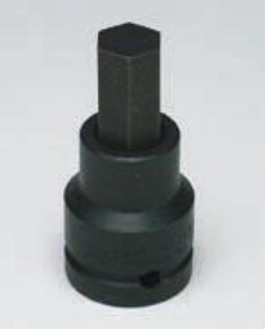 "3/4"" Drive Impact Hex Socket w/ Bit-Wright Tools"