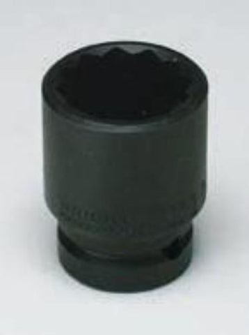 "3/4"" Drive Metric 12 Point Impact Socket-Wright Tools"