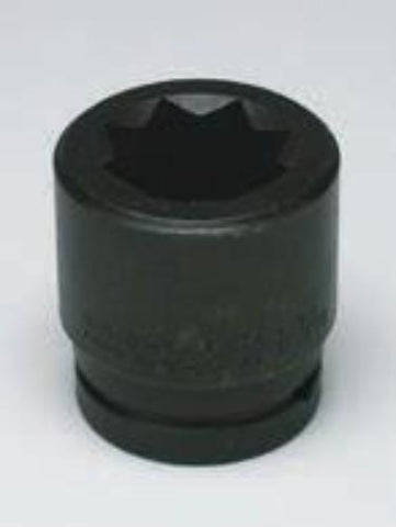 "3/4"" Drive 8 Point Impact Railroad Socket-Wright Tools"