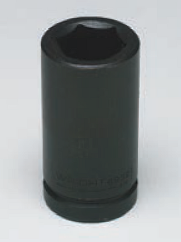 "3/4"" Drive 6 Point Deep Impact Socket-Wright Tools"
