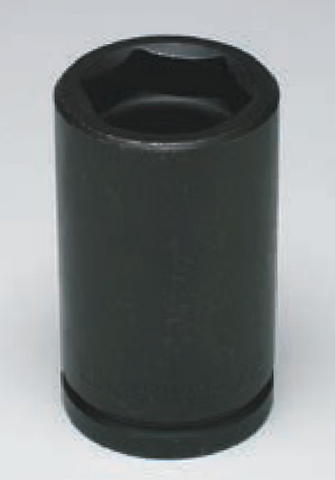 "1-1/2"" Hex x 13/16"" - 3/4"" Dr. Combination Budd Wheel Socket-Wright Tools"