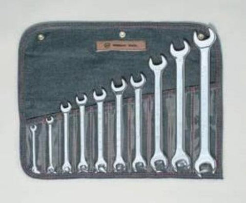 "10 Pc. Open End Wrenches 1/4"" - 1-1/8""-Wright Tools"