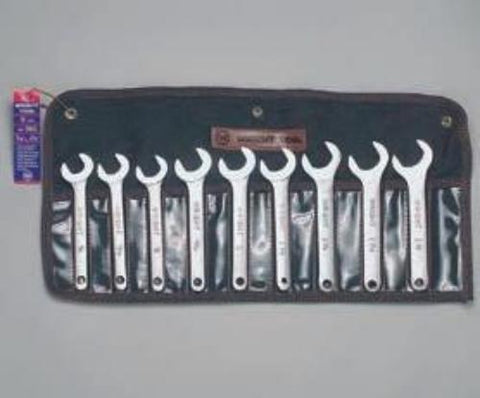 "9 Pc. Service Wrench Set 3/4"" - 1/1/4""-Wright Tools"