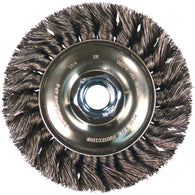 Standard Twist Knot Wire Wheel-Continental Abrasives