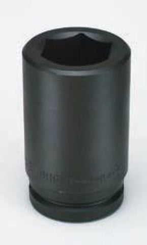 "1-1/2"" Drive Metric 6 Point Deep Impact Socket-Wright Tools"