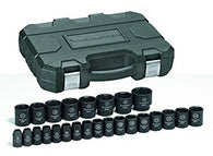 "25 Pc. 1/2"" Drive Socket Set-GearWrench"