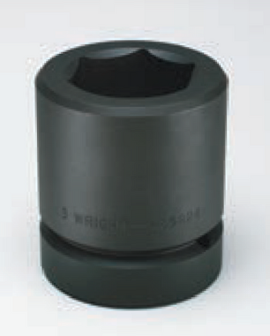 "2-1/2"" Drive 6 Point Impact Socket-Wright Tools"