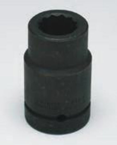 "1"" Drive 12 Point Deep Impact Socket-Wright Tools"