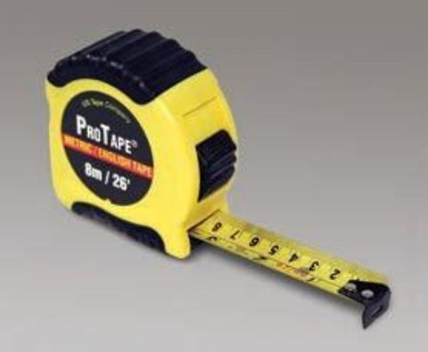 "1"" x 25FT Tape Measure-Wright Tools"