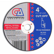 Small Diameter High Speed Cut-Off Wheel-Continental Abrasives