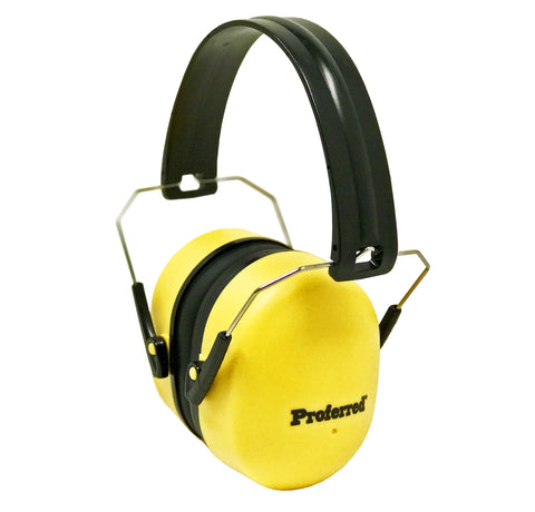 Folding Ear Muffs - per 1-Proferred Tools