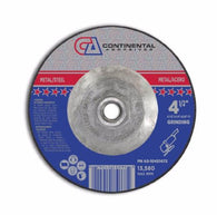 Flanged - Type 27 Grinding Wheels - Per Box-Continental Abrasives