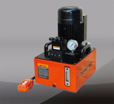 EPB-Series - Electric Pumps - FLOW AT RATED PRESSURE  100 IN3/MIN-Eagle Pro