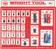 51 Pc. Torx Bits, Sockets & Hex Key Sets-Wright Tools