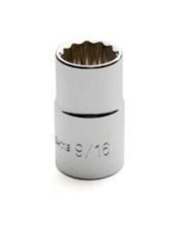 "1/2"" Drive 12 Point Socket-Cougar Pro"