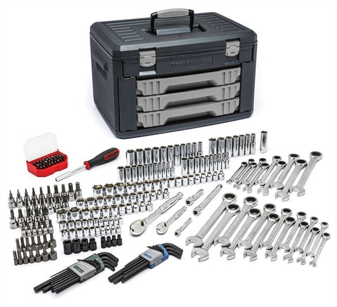 232 Piece MHT Set w/ Ratcheting Wrenches-GearWrench