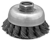 Knot Cup-Wire Wheel Cup Brush-Continental Abrasives