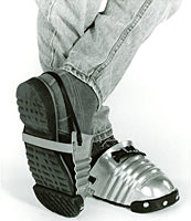 Steel - Metal Foot Guard-Ellwood Safety