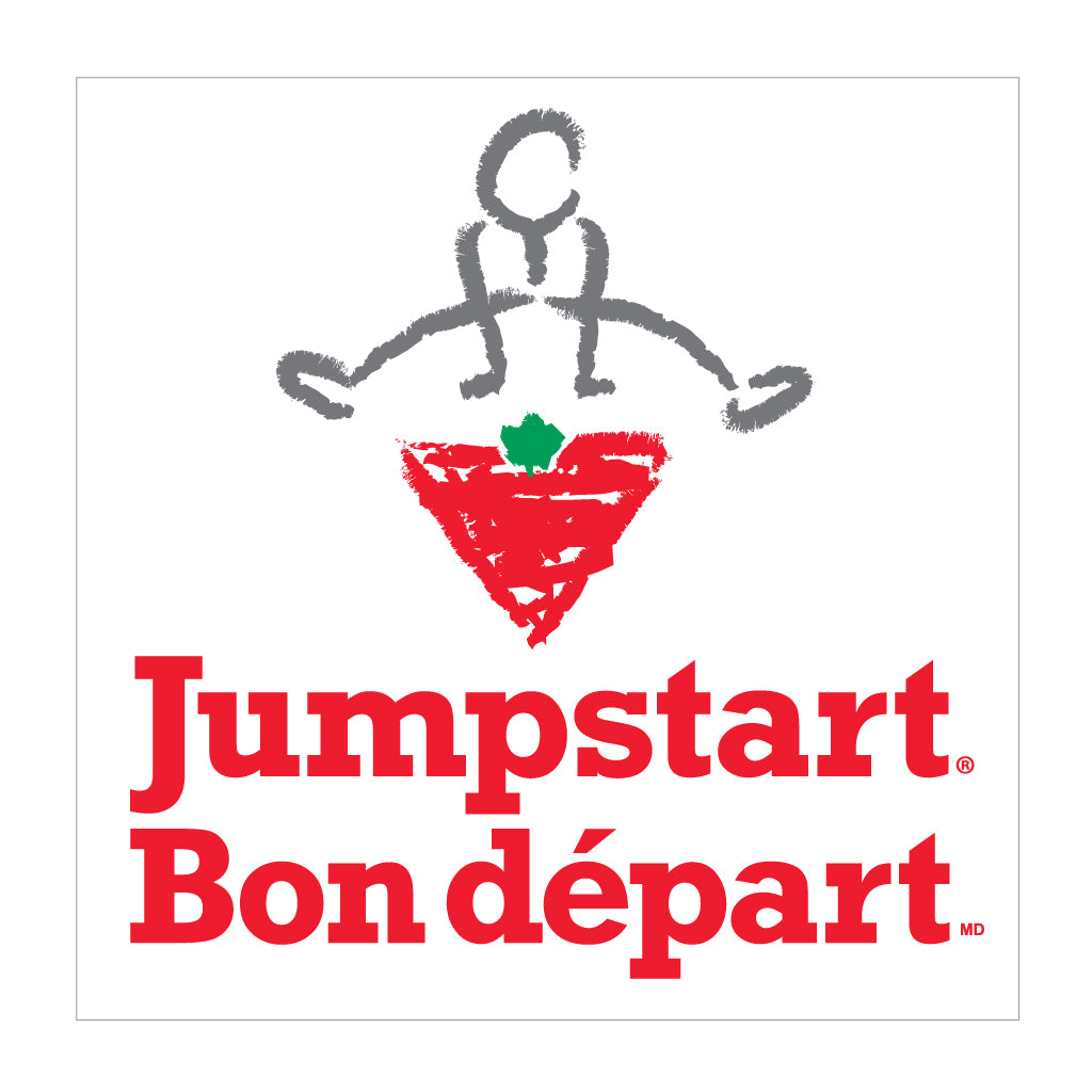 CTC Jumpstart 8x8 Repositional Decal - Bilingual