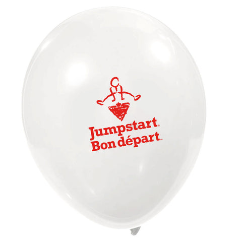 CTC Jumpstart White Balloon