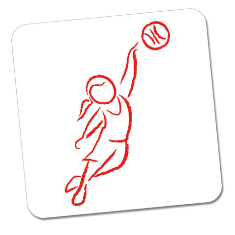 CTC Jumpstart Temporary Tattoo - Basketball