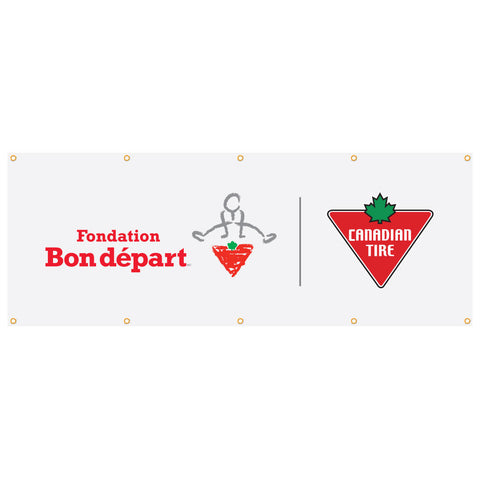 CTC Jumpstart 8x3 Banner - French