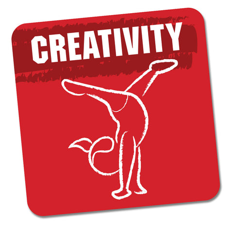 CTC Jumpstart Sticker - Creativity