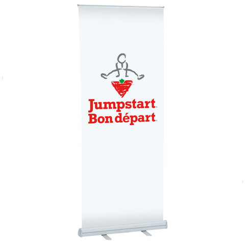 CTC Jumpstart Pop Up Banner - Bilingual