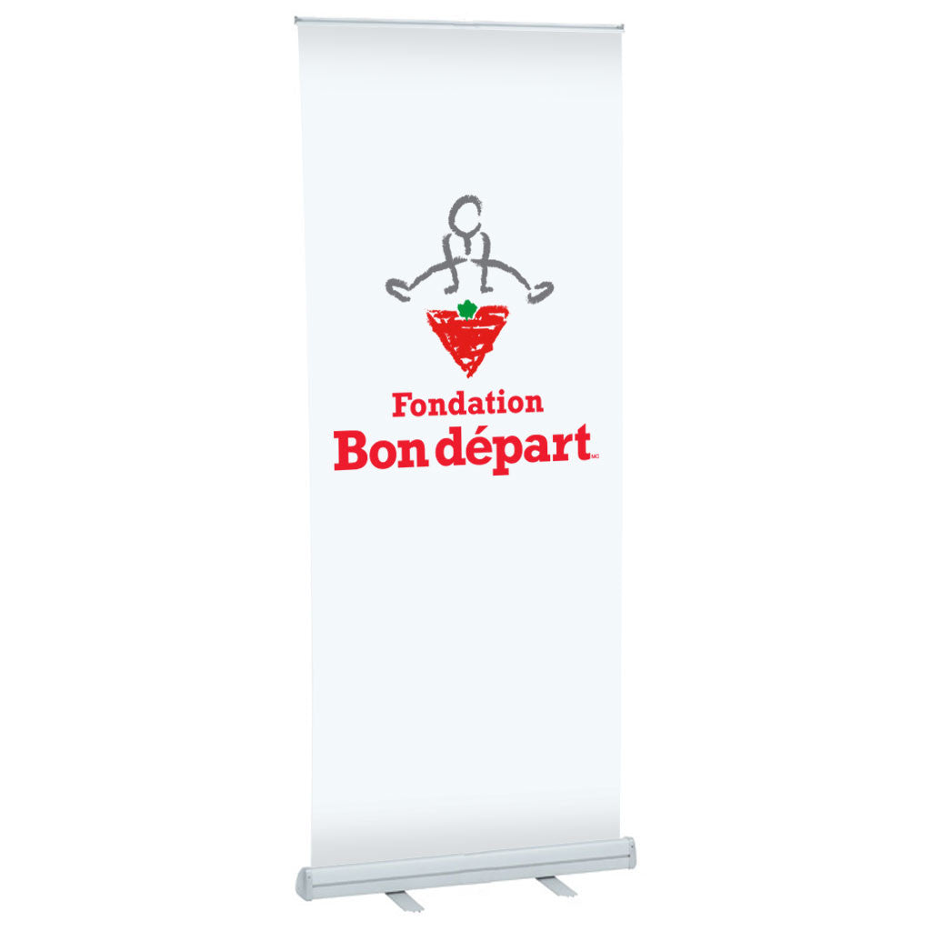 CTC Jumpstart Pop Up Banner - French