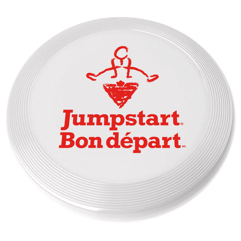"CTC Jumpstart Mini White Fun Flyer - 5"" - BILINGUAL"