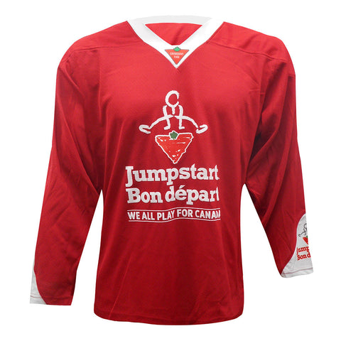 CTC Jumpstart Red Adult Hockey Jersey