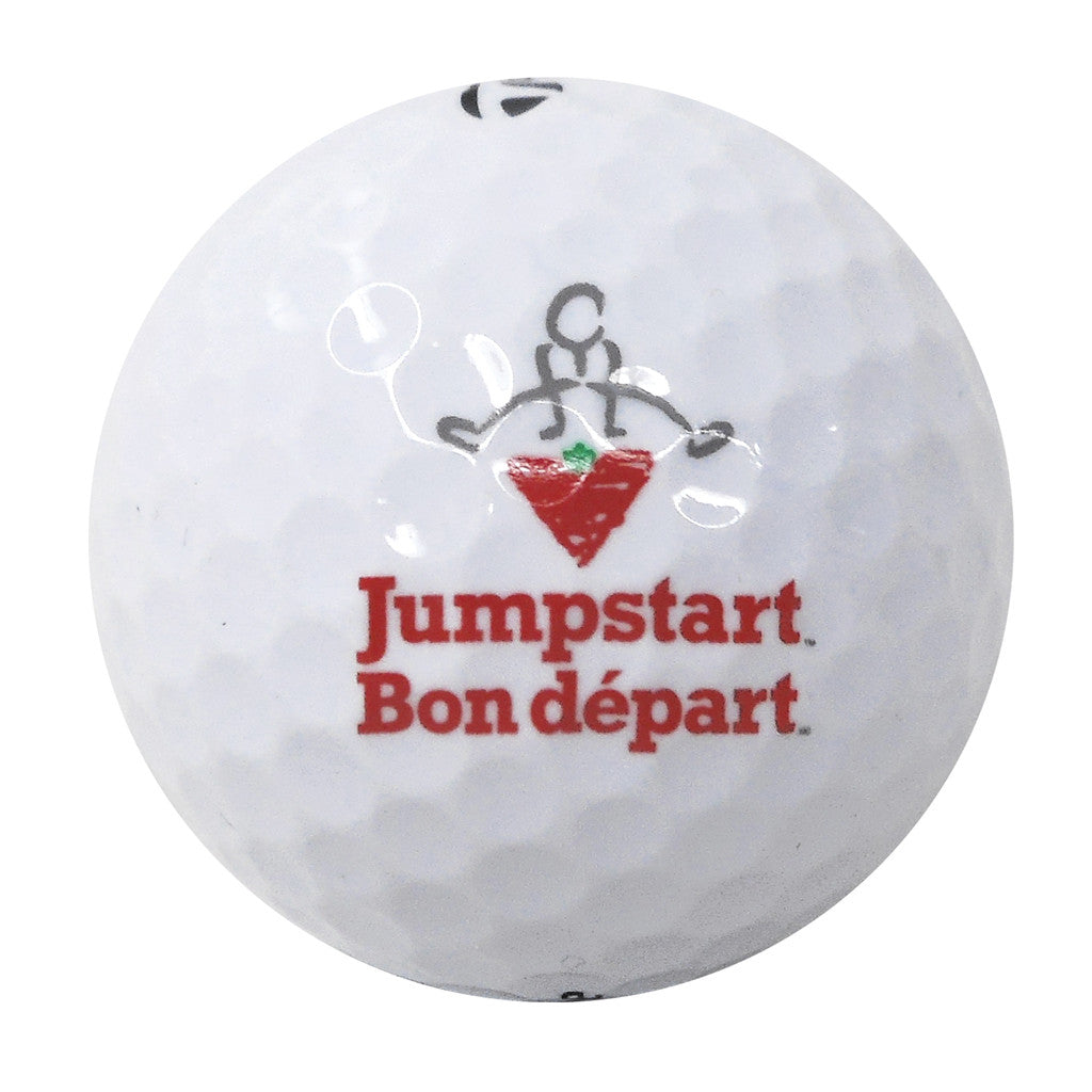CTC Jumpstart 3pk. Taylor Made Golf Balls