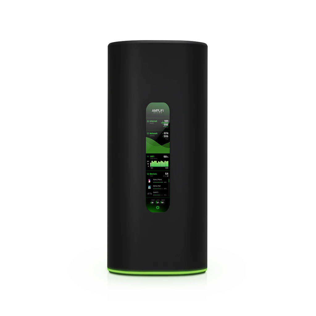 AmpliFi Alien Router and MeshPoint – Amplifi Wi-Fi