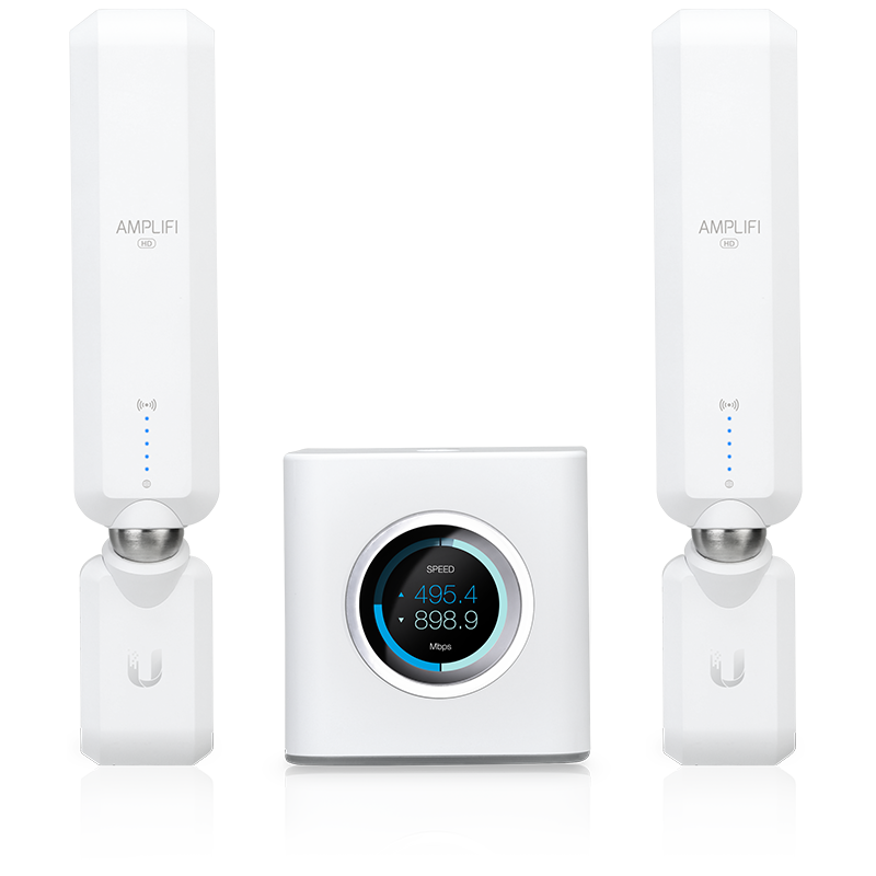 AmpliFi Mesh Wi-Fi System Home Automation Network
