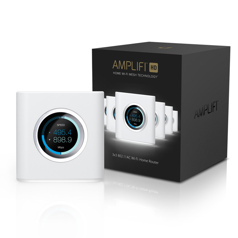 AmpliFi HD Mesh Router – Amplifi Wi-Fi