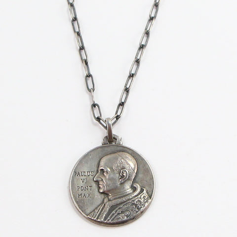 PAULUS VI PONT MAX TALISMAN NECKLACE-Necklaces-BRETHREN + SISTREN