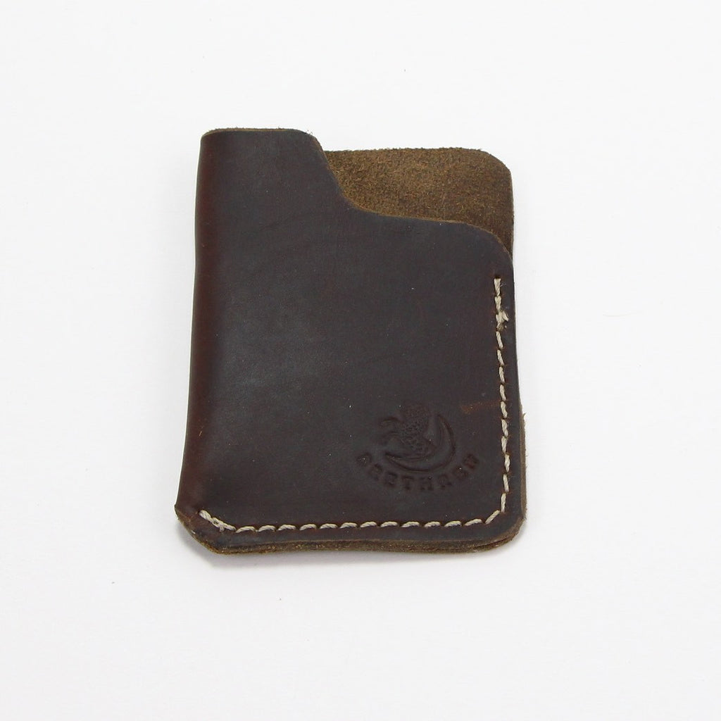 THE SCRAMBLER WALLET-Leather-BRETHREN + SISTREN