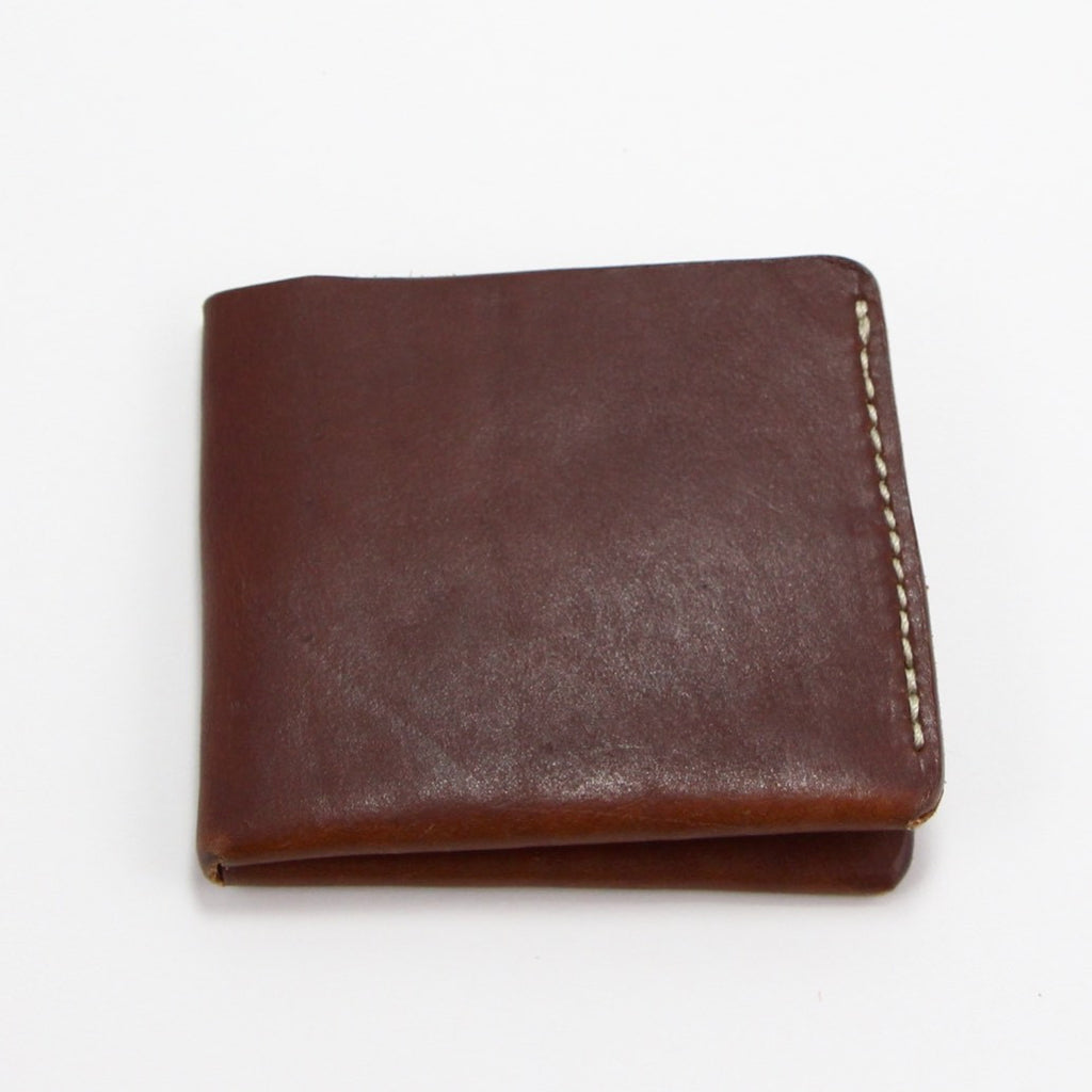 THE SCOUT WALLET-Leather-BRETHREN + SISTREN
