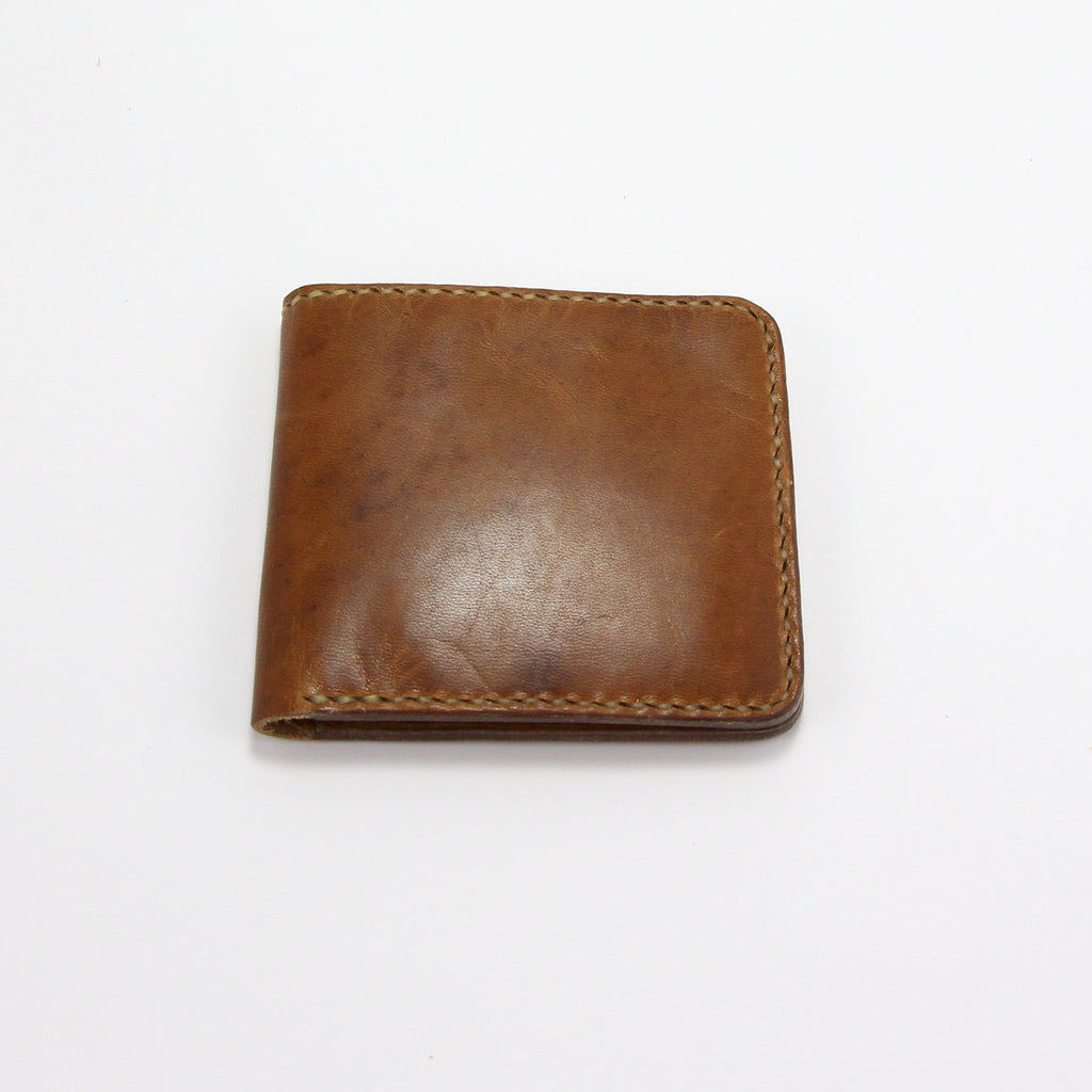 LOYAL STRICKLIN ELLIS WALLET-Leather-BRETHREN + SISTREN