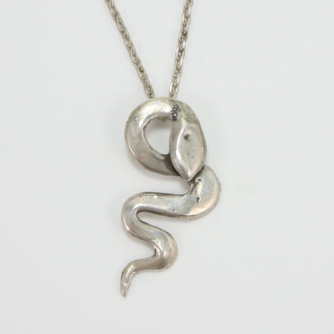 SERPENT NECKLACE-Necklaces-BRETHREN + SISTREN