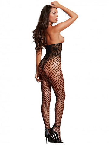 Susannah Black - Black Bodystocking