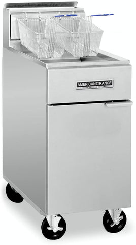 American Range Floor Deep Fryer