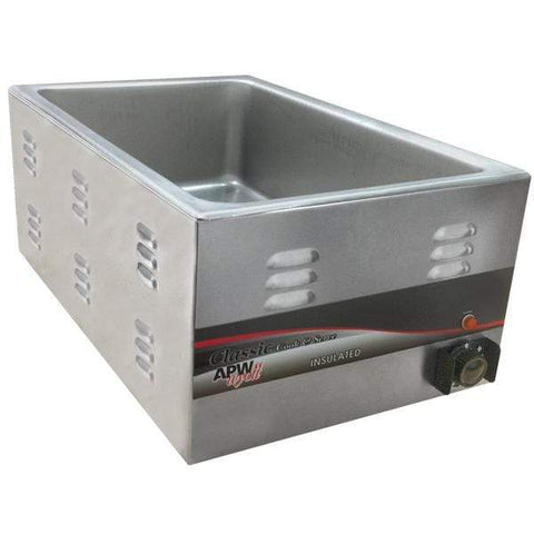 APW Wyott Countertop Food Warmer