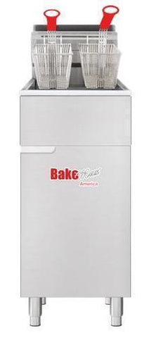 BakeMax Floor Deep Fryer