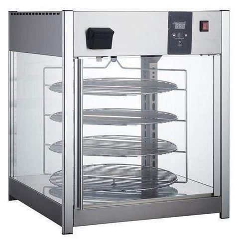 BakeMax Pizza Display Warmer