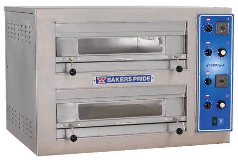 Bakers Pride Countertop Deck Oven