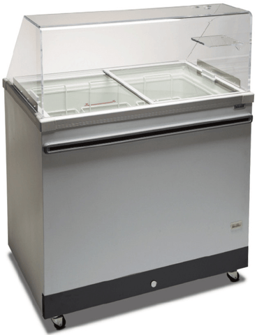 Celcold Ice Cream Dipping Cabinets