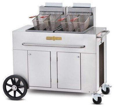 Crown Verity Outdoor Fryer