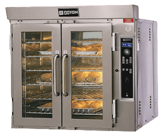 Doyon Jet Air JA6 - Electric Bakery Convection Oven - 6 Pans