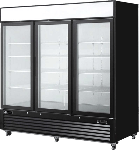 Ikon Display Freezer